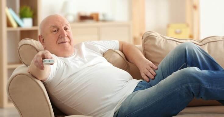 Zapalenie stawów a siedzący tryb życia